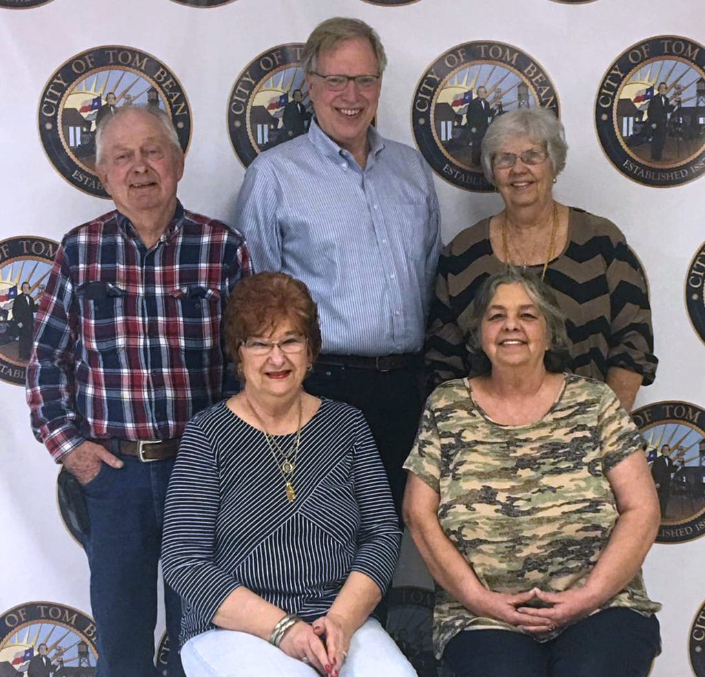 Planning and Zoning Commission members